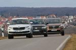Kodiaq, Sorento und Tiguan: SUV für 40.000 Euro im Test