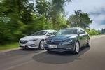 Test: Opel Insignia 2.0 D und Skoda Superb 2.0 TDI: Wie Superb ist ...