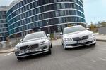 Skoda Superb trifft Volvo S90: Alternativen zur Oberklasse