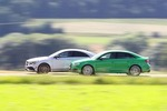 Audi RS 3 vs. AMG CLA 45: 381 gegen 400 PS im Power-Duell