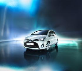Toyota Yaris - Außen mit X, innen mit Pfiff