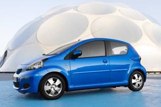 Toyota Aygo - Verschlanktes Angebot für die Stadt