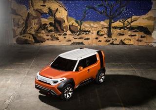 Toyota FT-4X Concept - Raus aus dem Alltag