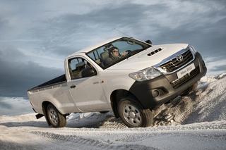 Toyota Hilux - Erstarktes Arbeitstier