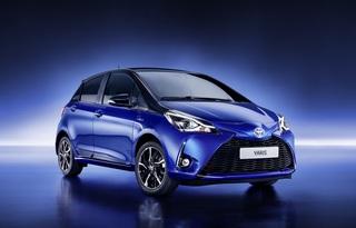 Toyota Yaris Facelift - Schönheitskur, Sparmotor und Sportversion