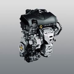 Neuer Motor für den Toyota Yaris  - Up - statt Downsizing