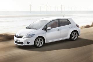 Toyota Auris - Extra für die Reise