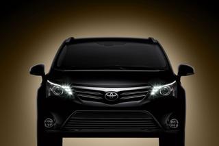 Toyota Avensis - Neuer Anlauf mit frischem Gesicht