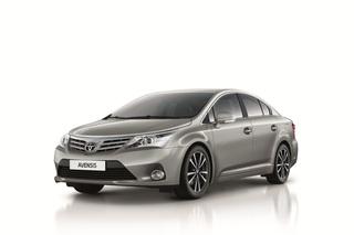 Toyota Avensis-Sondermodell - Bereit für Sonnen- und Schattenspiele