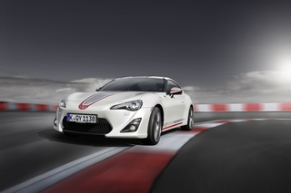 Toyota GT86-Sondermodell - Der Nippon-Sportler steigt in den Ring