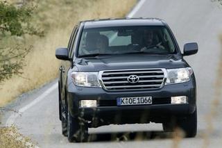 Toyota Land Cruiser Sondermodell - Edles Leder zum Geburtstag