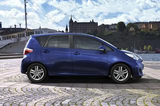 Toyota Verso-S - Der Kürzeste seiner Art