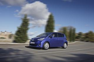 Toyota Verso-S - Urbaner Raumausnutzer (Fahrbericht)