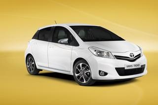 Toyota Yaris Trend - Design-Chic für den Kleinwagen