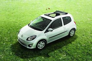 Renault Twingo - Jetzt auch oben ohne