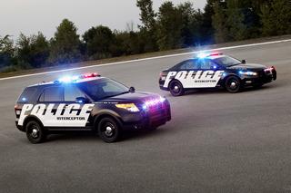Ford Explorer - Auch für die Polizei