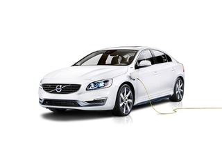 Volvo S60L Petrol Plug-in-Hybrid - Elektro plus Benzin statt Diesel