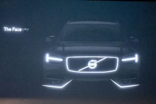 Volvo XC90 - Erster Blick auf das Schweden-SUV