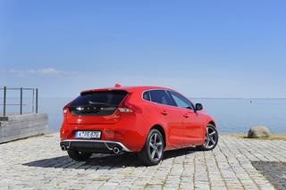 Fahrbericht: Volvo V40 T2 - Der Sparfuchs