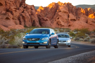 Volvo V60/S60 Business-Edition - Günstig auf Geschäftsreise