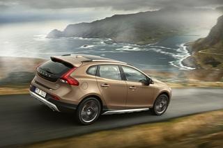 Volvo V40 Cross Country - Offroad-Optik für 1.800 Euro Aufpreis