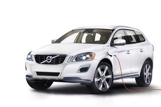 Volvo XC60 Plug-in-Hybrid Concept - Sparsam stark