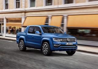 Volkswagen Amarok - Nutztier macht auf Lifestyle