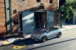VW Beetle Coupé und Cabrio - Lackiert wie eine Hose
