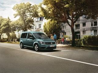 VW Caddy 1.4 TGI Edition - Sparen mit Niveau