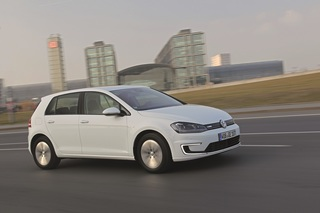 Test: VW E-Golf - Der Volks-Elektriker