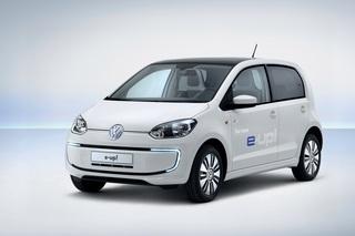 VW E-Up - Zum Preis eines gut ausgestatteten Golf