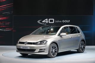 VW Golf als Sondermodell - Viel Ausstattung zum Geburtstag
