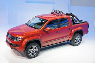 Volkswagen Amarok Canyon - Ein Konzept für die Serie