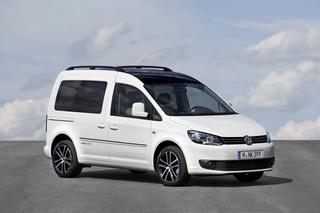 VW Caddy-Sondermodell - Express-Zuschlag zum Dreißigsten