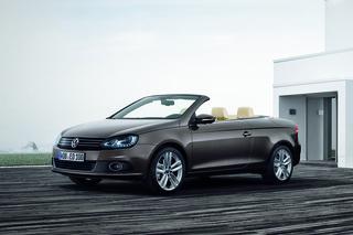 Facelift für VW Eos - Neues Gesicht und neue Helfer