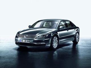 VW Phaeton: Auf Bewährung