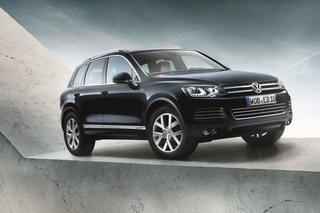 VW Touareg Sondermodell - Extras zum zehnten Geburtstag
