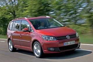 Rückruf: VW Touran Erdgas - Korrosion an Gasflaschen