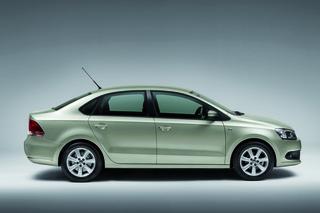 Neuer VW Vento: Stufenheck-Polo für Indien