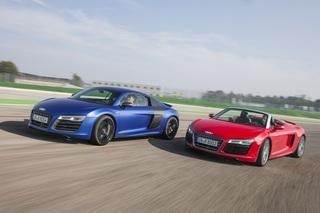 Audi R8 - Nachgeschärfte Flunder (Kurzfassung)