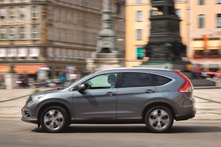 Honda CR-V - Der Bessermacher (Kurzfassung)