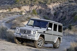 Mercedes-Benz G-Klasse - Evolution beim Offroad-Dino (Kurzfassung)