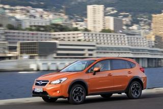 Subaru XV - Brad Pitt hackt Holz (Kurzfassung)