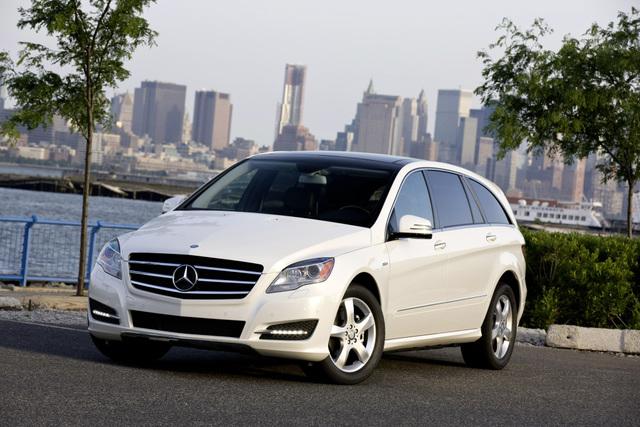 Top 10: Beste Autos ab 5 Sitzen