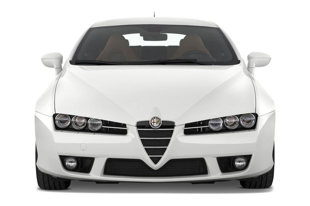 Alfa Romeo Brera - Coupé (2005 - 2011) 3 Türen Frontansicht