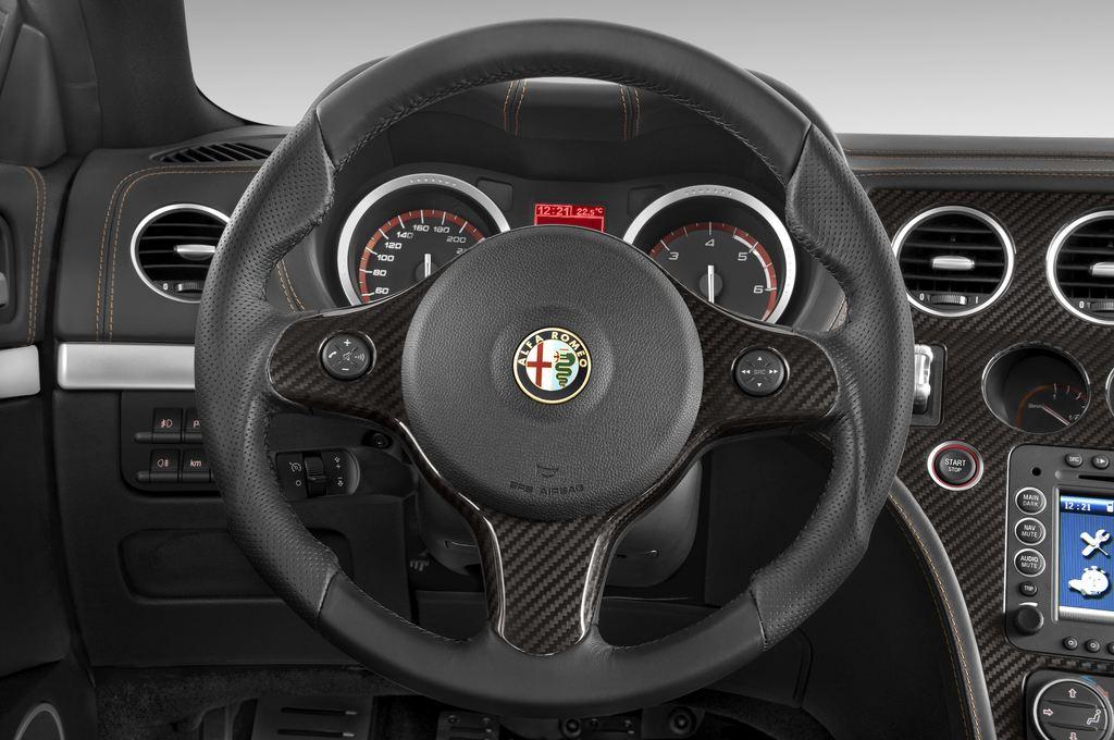 Alfa Romeo Brera - Coupé (2005 - 2011) 3 Türen Lenkrad