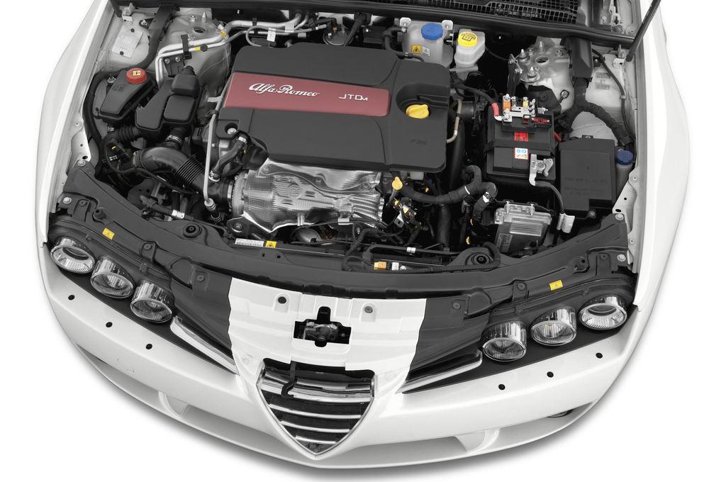 Alfa Romeo Brera - Coupé (2005 - 2011) 3 Türen Motor