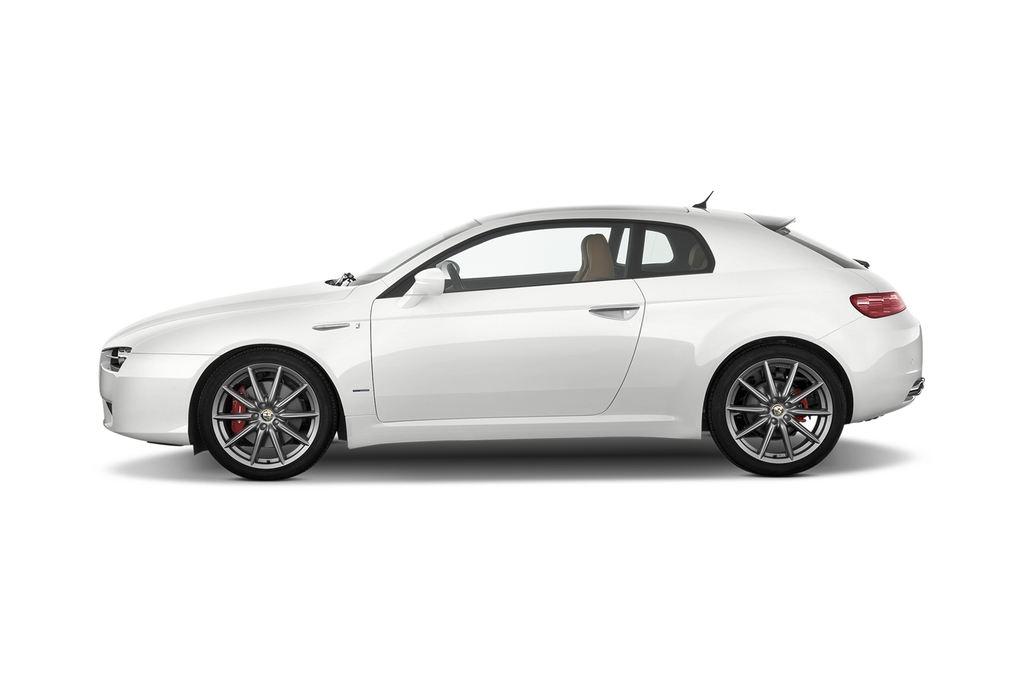 Alfa Romeo Brera - Coupé (2005 - 2011) 3 Türen Seitenansicht