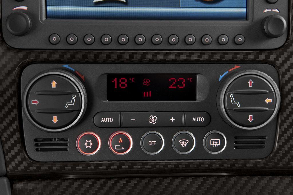 Alfa Romeo Brera - Coupé (2005 - 2011) 3 Türen Temperatur und Klimaanlage