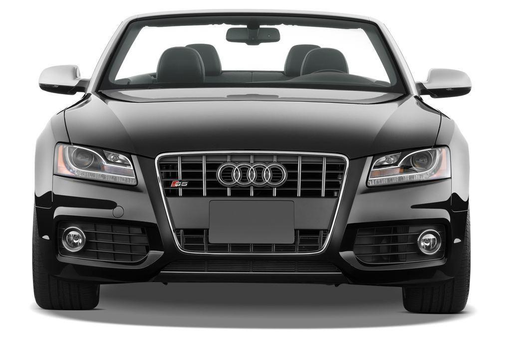 Audi S5 - Cabrio (2009 - 2016) 2 Türen Frontansicht